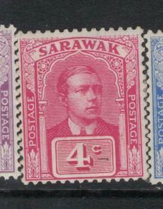 Sarawak SG 53a MOG (5dvq)