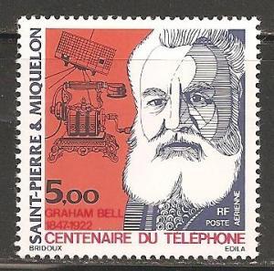 St Pierre & Miquelon SC C60 MNH