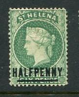 St helena #33 Mint No Gum Accepting Best Offer