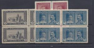 Bosnia & Herzegovina,B13-15,Archduke Ferdinand Blk-4,**MNH**