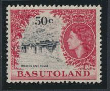 Basutoland  SG 78   Mint  Hinged