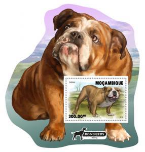 Z08 MOZ18529b MOZAMBIQUE 2018 Dogs MNH ** Postfrisch