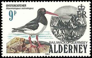 Alderney - 13 -MNH - SCV-1.00