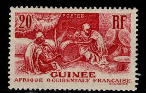 FRENCH GUINEA Scott 134 MH* stamp