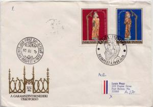 Hawaii, First Day Cover, Religion