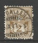 SWITZERLAND 113 VFU Z2838