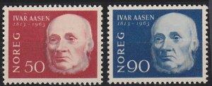 Norway 439-440 MNH (1963)