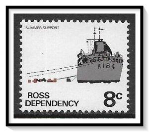 Ross Dependency #L12 Summer Support MNH