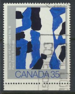 Canada  SG 1012 Used