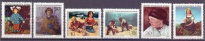 GDR. 1968. 1393-98. Painting. MNH.
