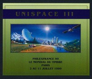 United Nations - Geneva 342a MNH UNISPACE III, Space