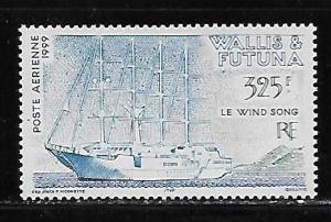 Wallis and Futuna Islands C213 Tall Ship MNH