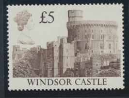 Great Britain SG 1413  MUH  at face value - Castle Definitive High Value