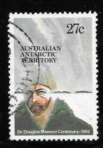 Australian Antarctic Territory Used [3649]