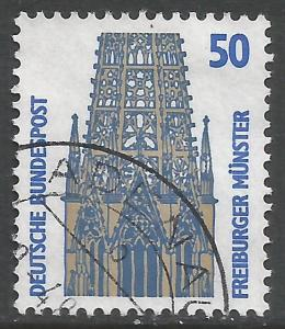 GERMANY 1524 VFU Z2507-2