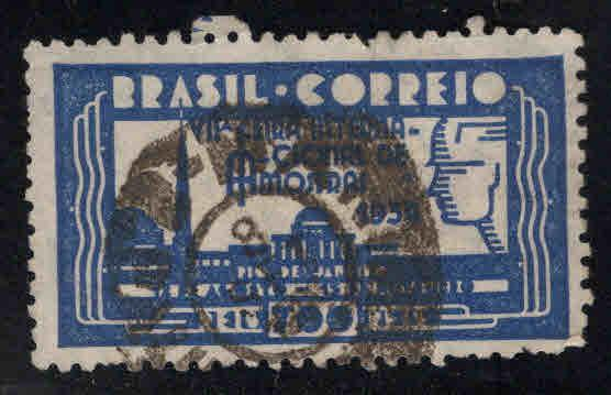 Brazil Scott 389 Used 1934 stamp