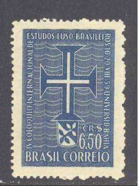 Brazil Sc # 899 mint never hinged  (RS)