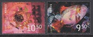 Norway 1444-1445 MNH VF