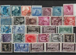 Romania Stamps Ref 13913