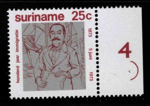 Suriname Scott 403 MNH** 1973  stamp