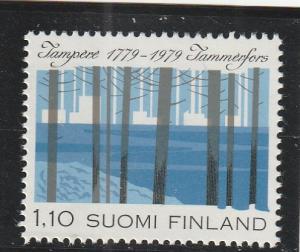 Finland  Scott#  620  MNH