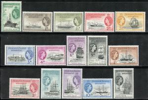 Falkland Islands Dep # 1L19-33, Mint Hinge. CV $ 240.70