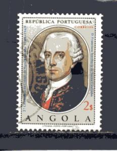 Angola 546 used