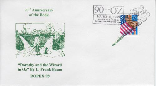 1998 ROPEX '98 Wizard of Oz 90th Anniversary Pictorial