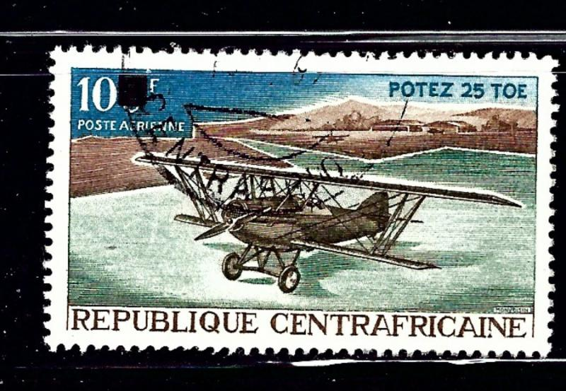 Central Africa Rep C47 Used 1967 Airplane