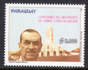 Paraguay 2843 MNH VF