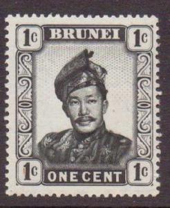 Brunei   #83  MNH  (1952)