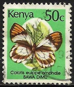 Kenya 1988 Scott# 427 Used