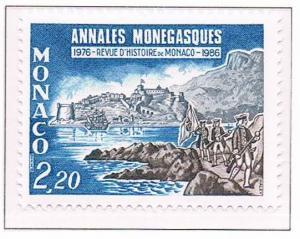 Monaco VF-NH #1529