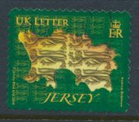 Jersey SG 1552 SC# 1483  Jersey maps -  see details