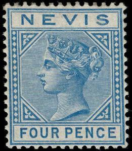 Nevis Scott 26 Gibbons 30 Mint Stamp