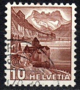 Switzerland #230a   F-VF Used  CV $15.50 (X1141)