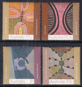 Australia 1087-1090 MNH VF