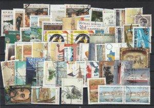 Croatia Mixed Stamps Ref 25363