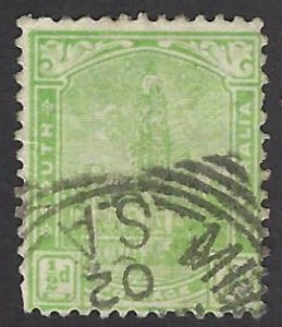 SOUTH AUSTRALIA 114 USED BIN $1.00 ROYALTY