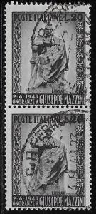 Italy 519 used 2017 SCV $4.50 each - Buy One, Get the other One Free