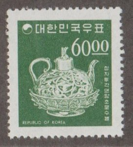 Korea - Republic of South Korea Scott #524 Stamp - Mint NH Single