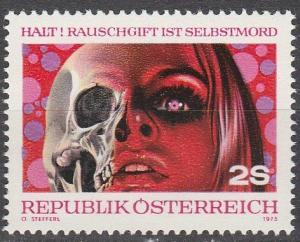 Austria #938  MNH VF  (V2592)