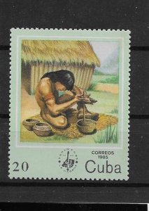 CUBA STAMP   MNH #JULIOW3