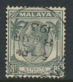 Straits Settlements George V  SG 265  Used