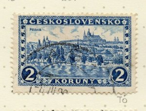 Czechoslovakia 1926-27 Issue Fine Used 2k. NW-148608
