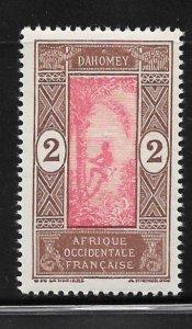 Dahomey Mint Lightly Hinged  [10274]