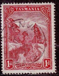 Australia - Tsamania - #87 - 1899 - VFU - CV$3.00