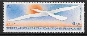 FRENCH SOUTHERN & ANTARCTIC TERRITORIES SG270 1990 BIRD MNH
