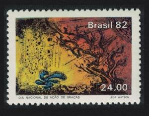 Brazil Thanksgiving Day issue 1982 SG#1993