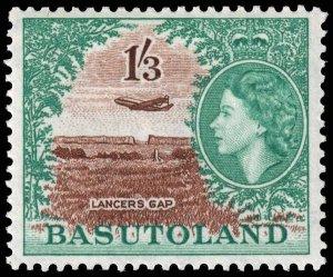 Basutoland - Scott 53 - Mint-Hinged